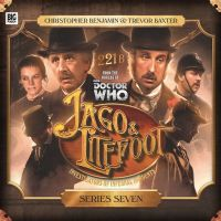 Jago & Litefoot Series 07 - Audio CD Box Set